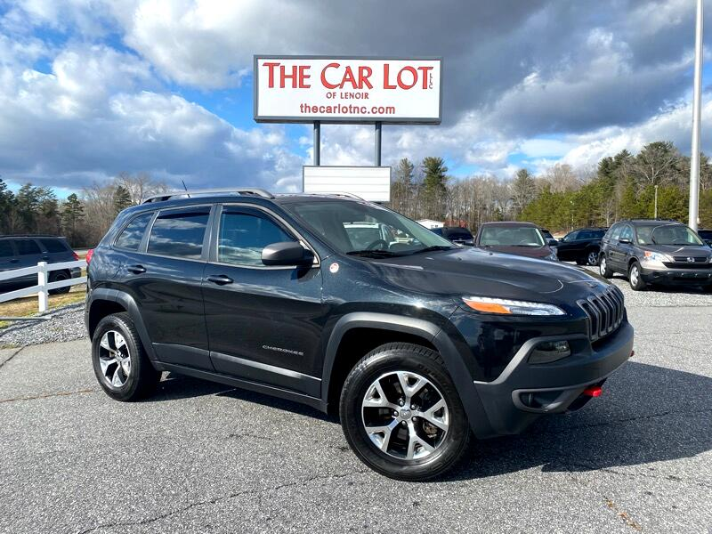 Jeep Cherokee 4WD 4dr Trailhawk 2014