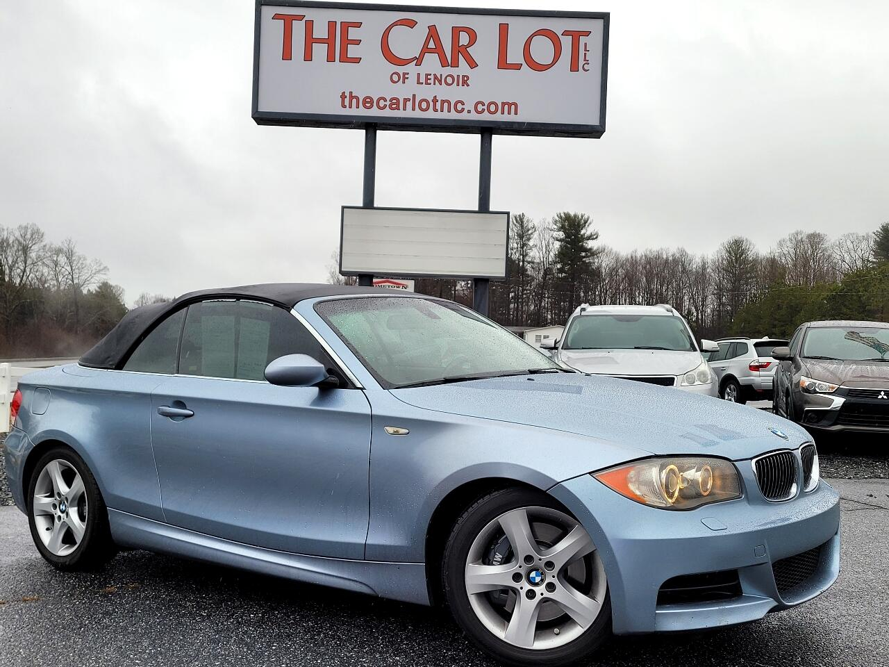 BMW 1 Series 2dr Conv 135i 2008