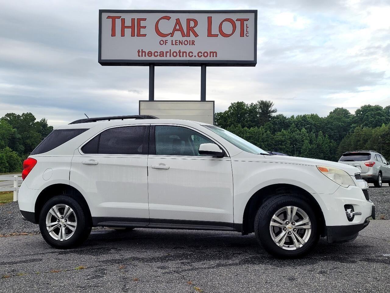Chevrolet Equinox AWD 4dr LT w/2LT 2012