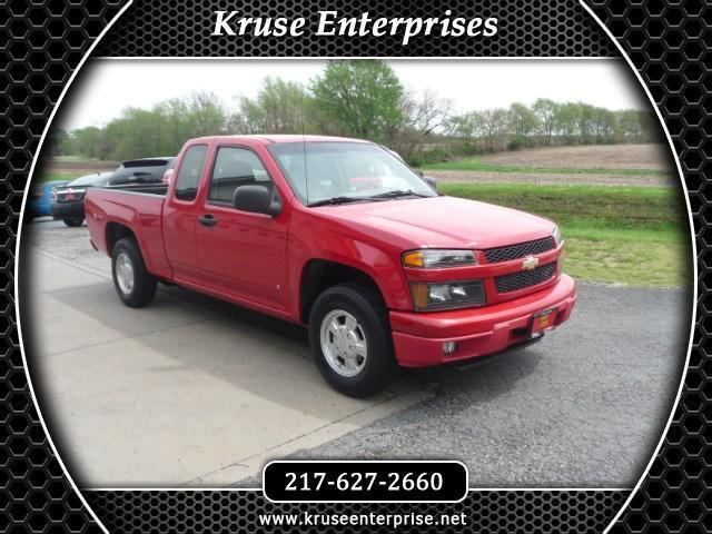 2008 Chevrolet Colorado LS Ext. Cab 2WD