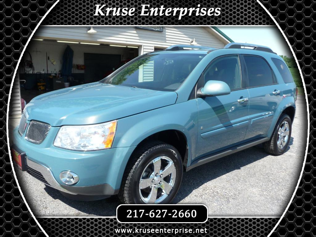 2008 Pontiac Torrent FWD 4dr