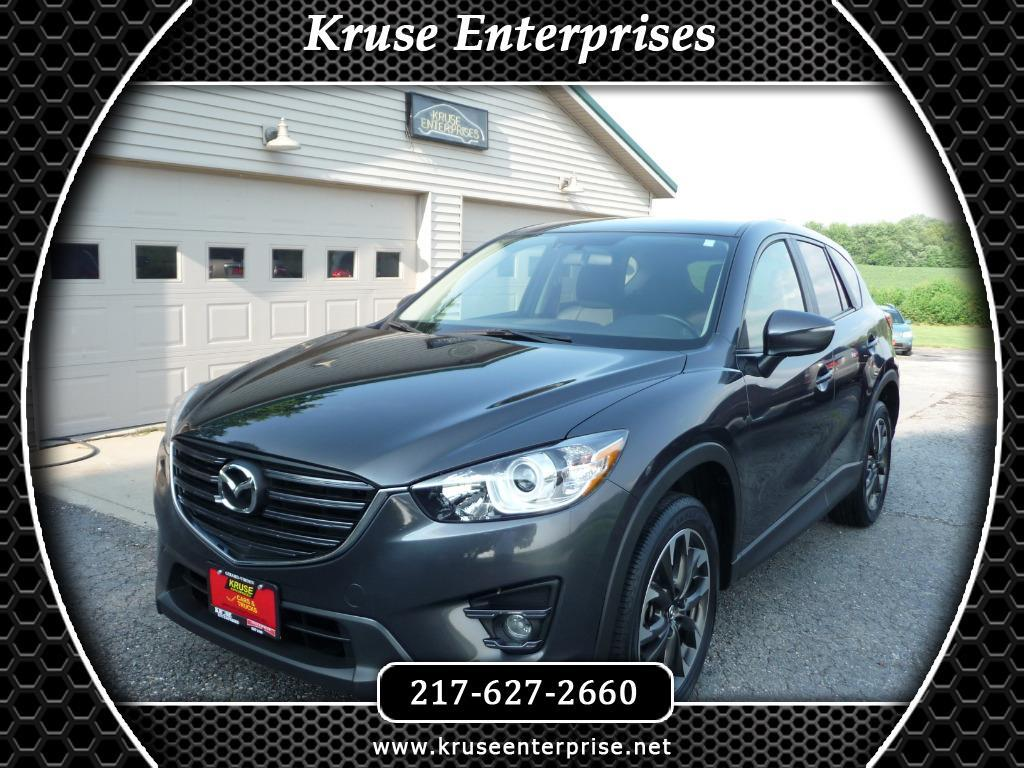 2016 Mazda CX-5 FWD 4dr Auto Grand Touring