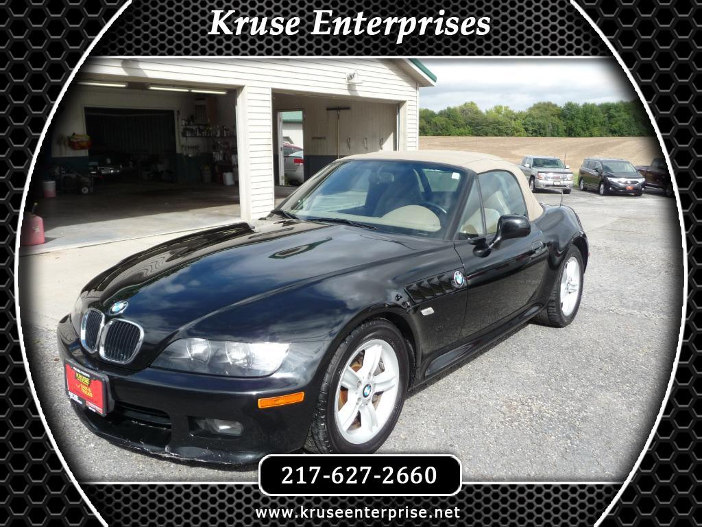 2000 BMW Z3 Z3 2dr Roadster 2.5L