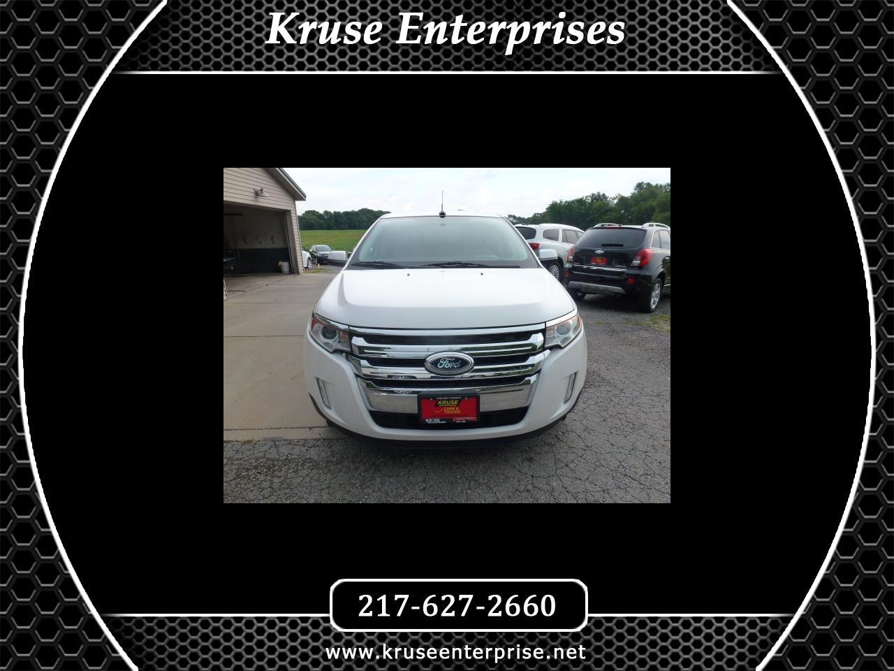 2012 Ford Edge 4dr SEL FWD