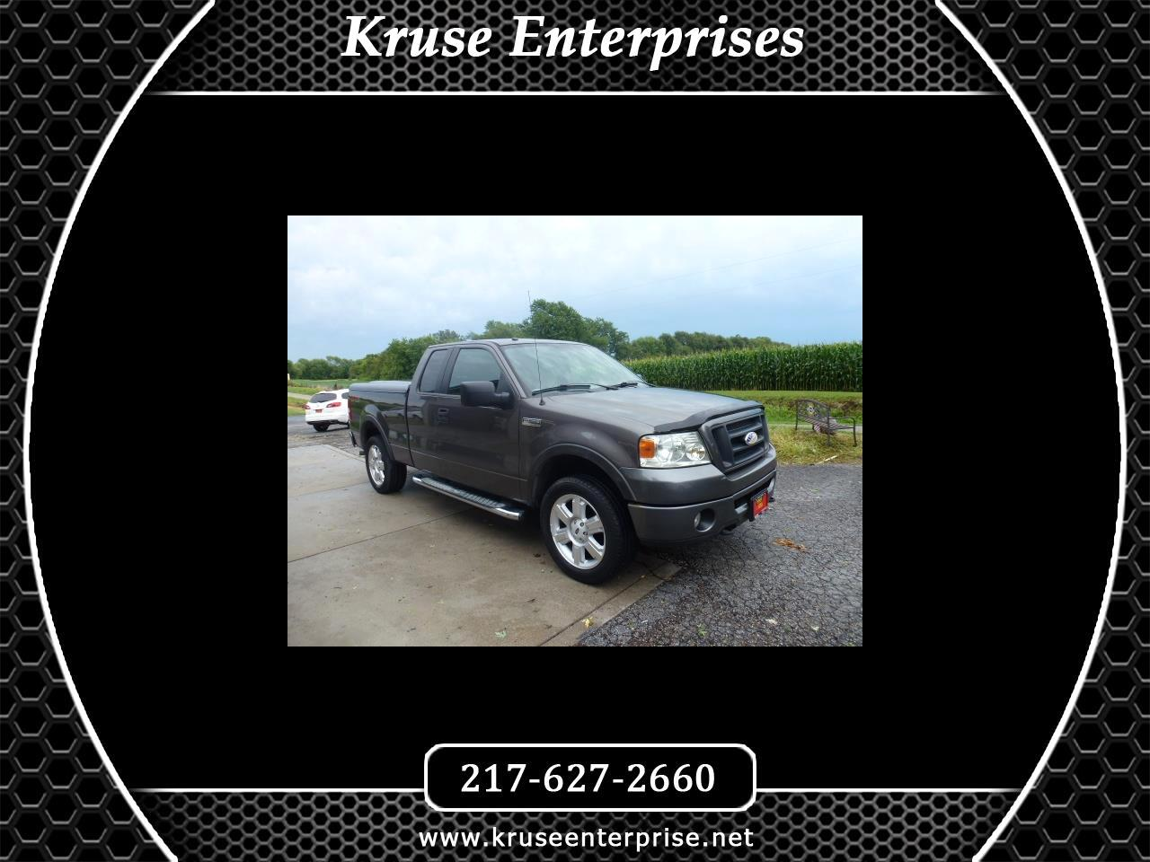 2006 Ford F-150 Supercab 133