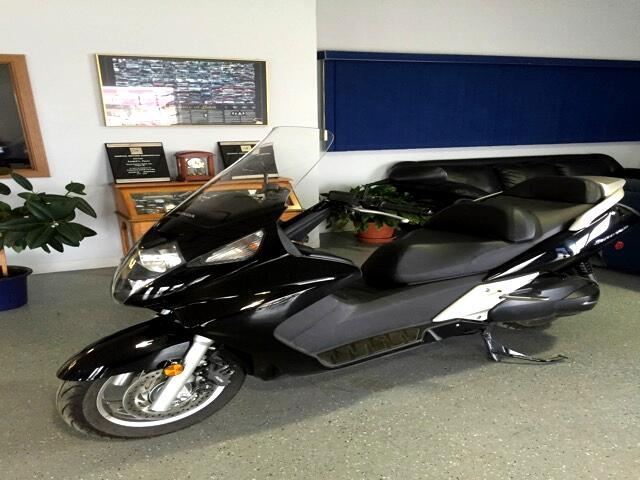 2012 Honda FSC600A SILVER WING