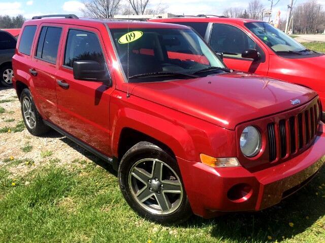 2009 Jeep Patriot Sport 4WD