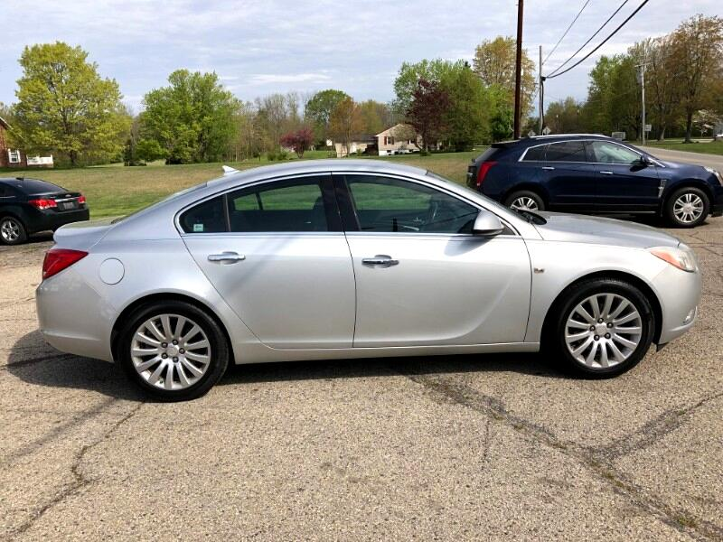 2011 Buick Regal CXL Turbo - 1XT