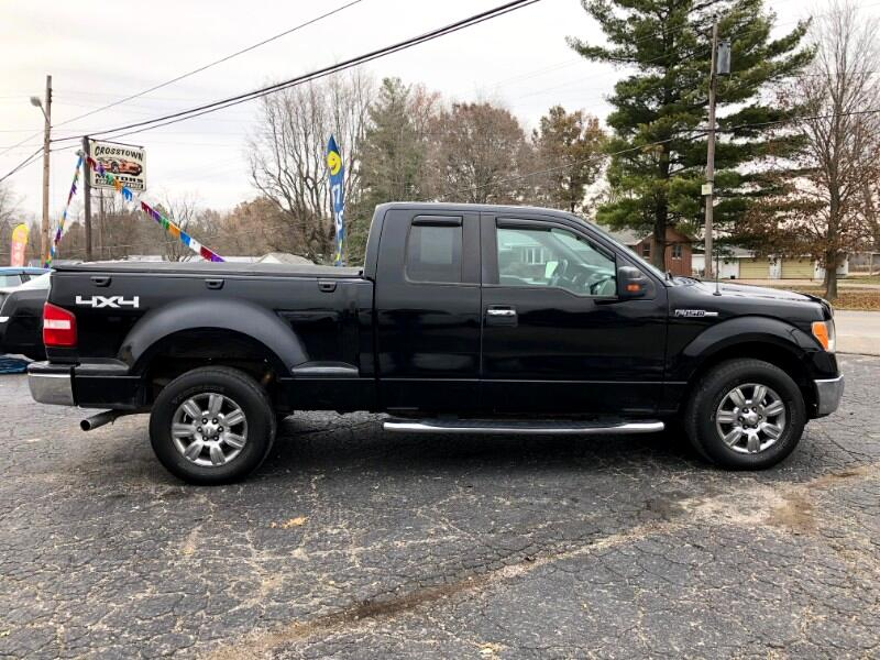 2009 Ford F-150 XLT SuperCab 6.5-ft. Bed Flareside 4WD