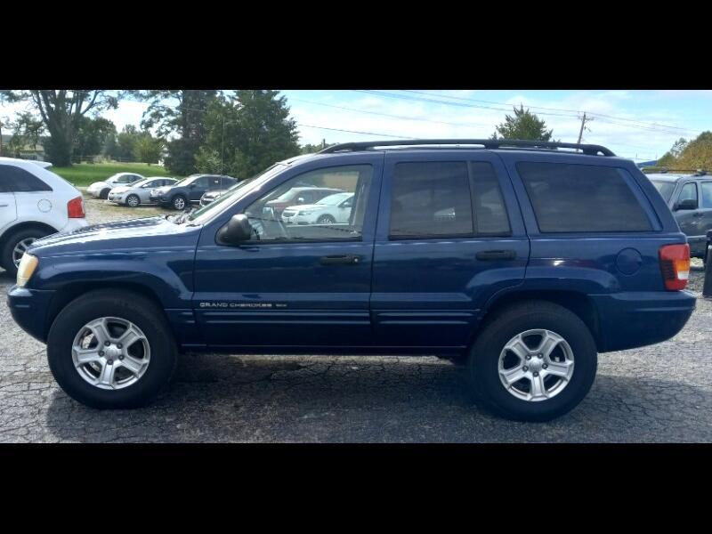 Jeep Grand Cherokee Laredo 4WD 2002