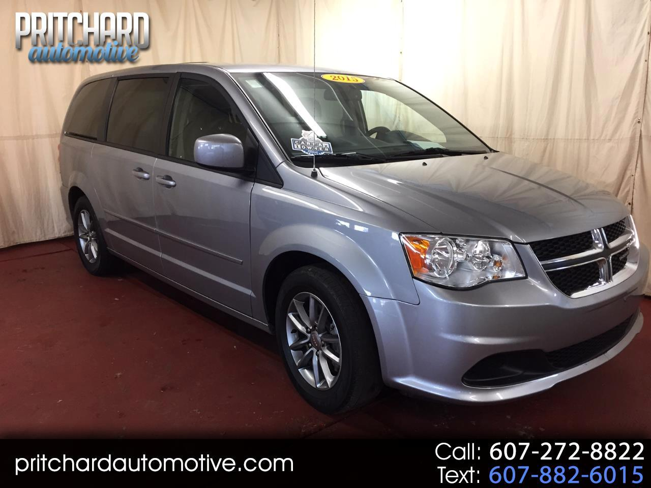 2015 Dodge Grand Caravan 4dr Wgn SE Plus