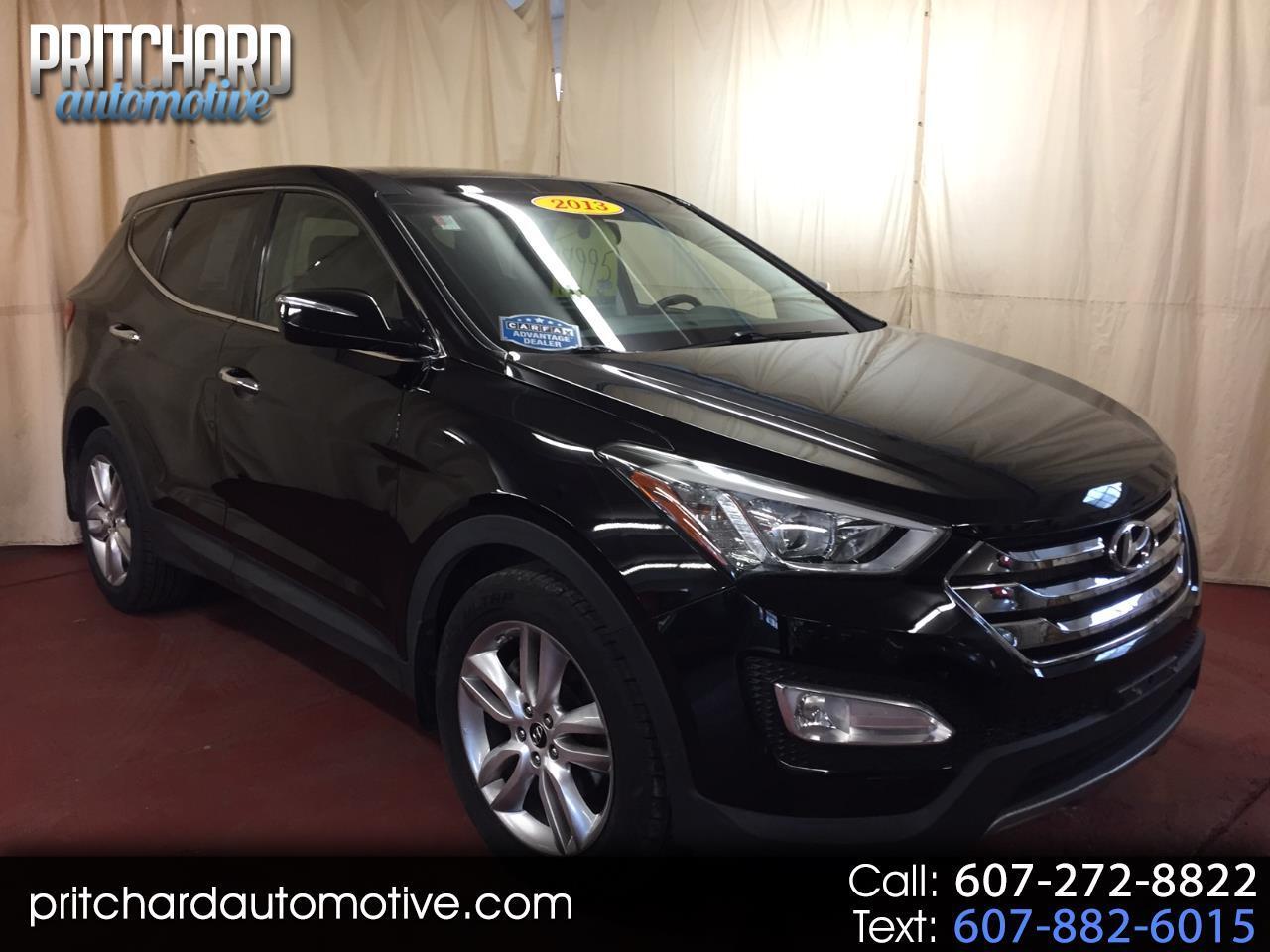2013 Hyundai Santa Fe AWD 4dr 2.0T Sport