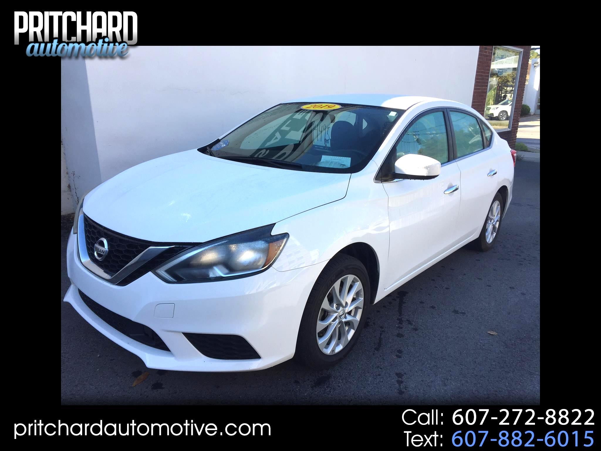 Nissan Sentra SV CVT *Ltd Avail* 2019