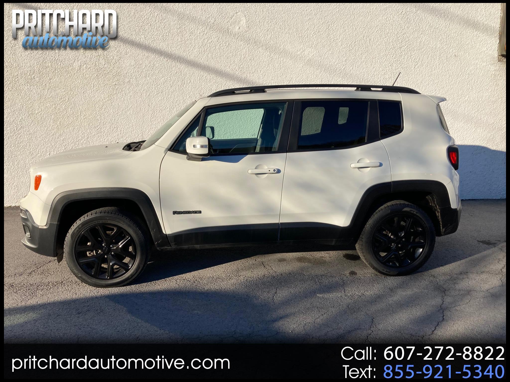 Jeep Renegade Altitude 4x4 2017