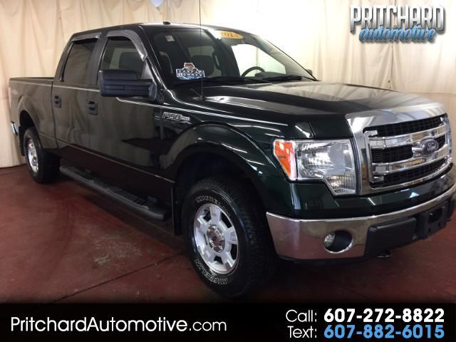 2014 Ford F-150 XLT 4x4 SuperCrew