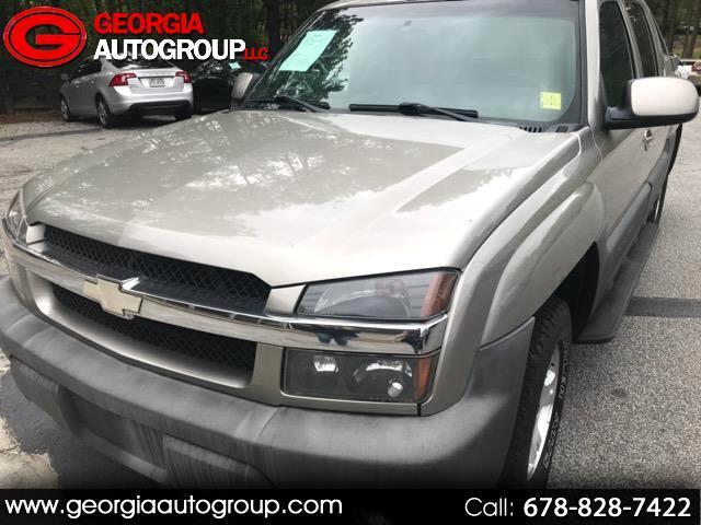 2003 Chevrolet Avalanche 1500 2WD
