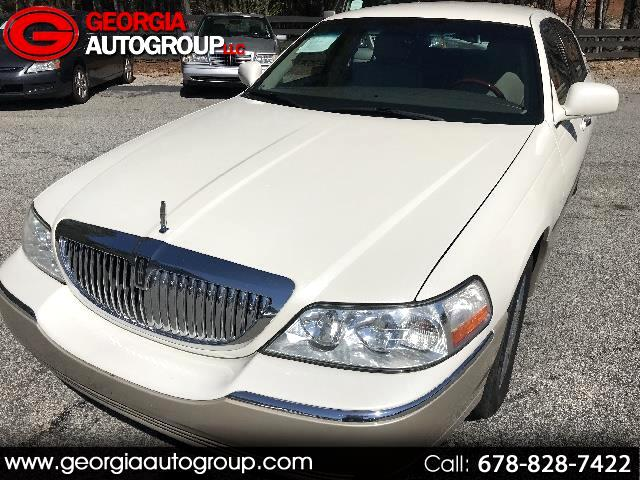 2005 Lincoln Town Car Signature