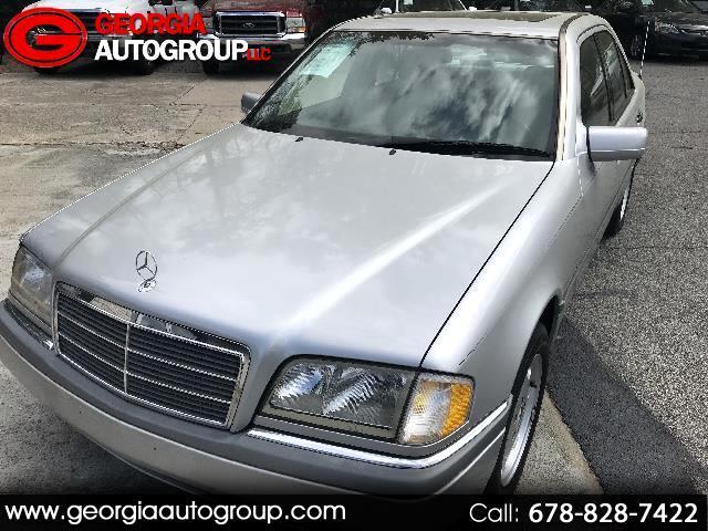 1997 Mercedes-Benz C-Class C280