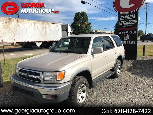 2000 Toyota 4Runner SR5 Used Cars In Flowery Branch, GA 30542