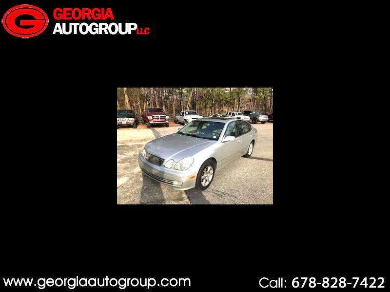 2005 Lexus GS GS 300
