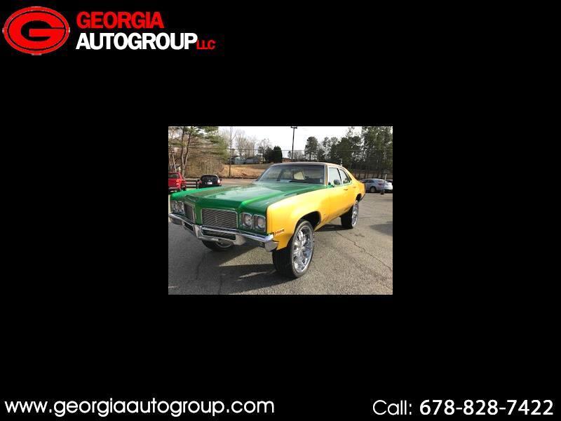 1970 Oldsmobile Delta 88