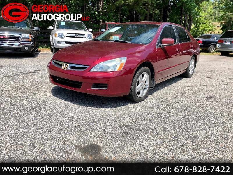 2006 Honda Accord EX-L Sedan with XM Radio