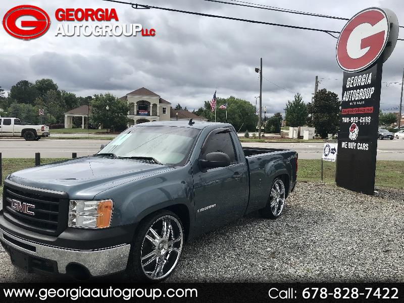 GMC Sierra 1500 Work Truck Long Box 2WD 2009