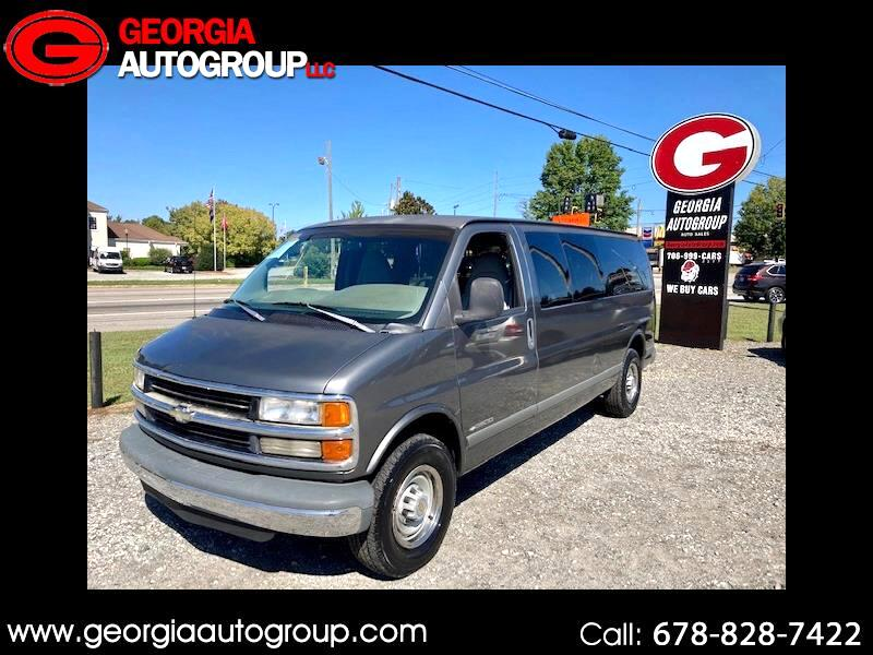 Chevrolet Express 3500 Extended 1999