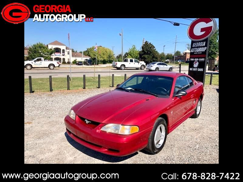 Ford Mustang Coupe 1996