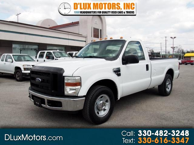 2008 Ford Super Duty F-250 SRW 2WD Reg Cab 137