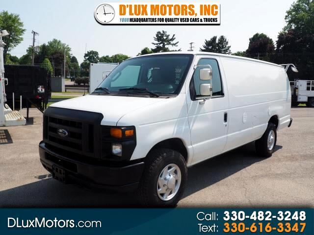 2011 Ford Econoline Cargo Van E-350 Super Duty Ext Commercial