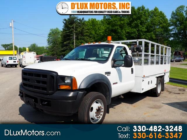 "2006 Ford Super Duty F-450 DRW Reg Cab 141"" WB 60"" CA XL"