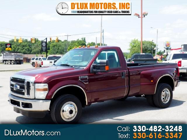 "2009 Ford Super Duty F-350 DRW 4WD Reg Cab 137"" XL"
