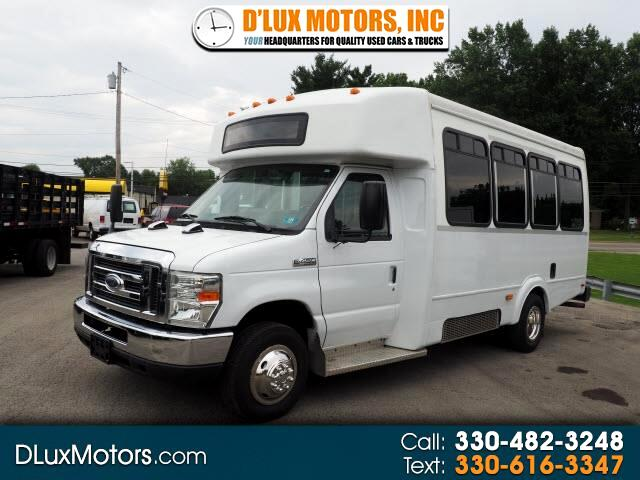 "2013 Ford Econoline Commercial Cutaway E-450 Super Duty 158"" DRW"