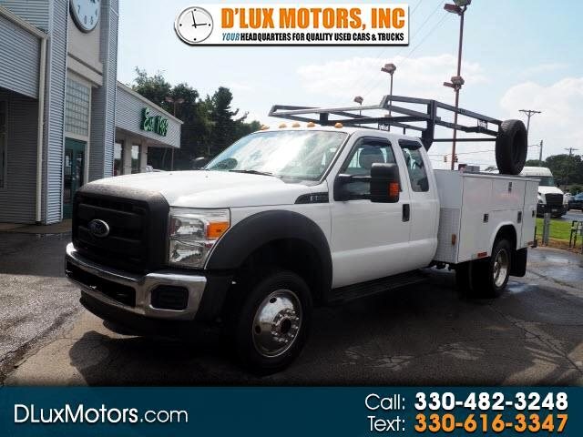 2011 Ford Super Duty F-550 DRW 4WD SuperCab 162
