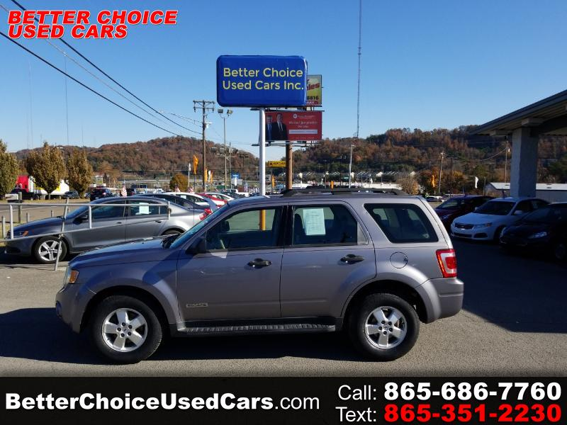 2008 Ford Escape 4WD 4dr I4 Auto XLS
