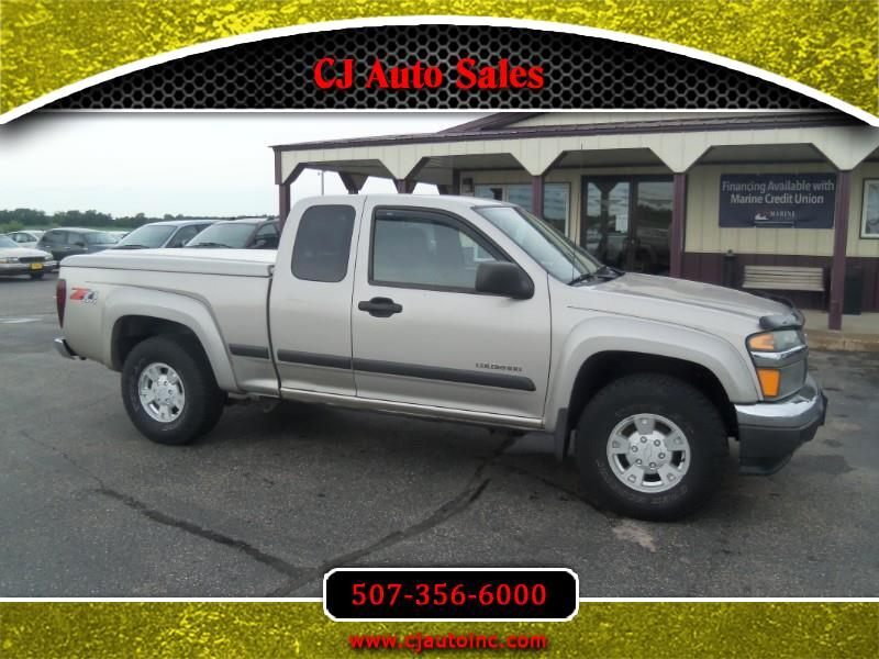 Chevrolet Colorado Z71 Ext. Cab 4WD 2004