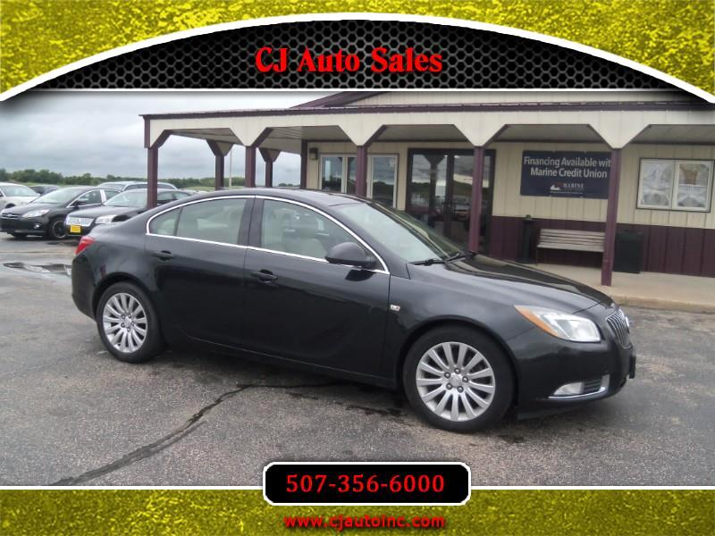 Buick Regal CXL Turbo - 3XT 2011