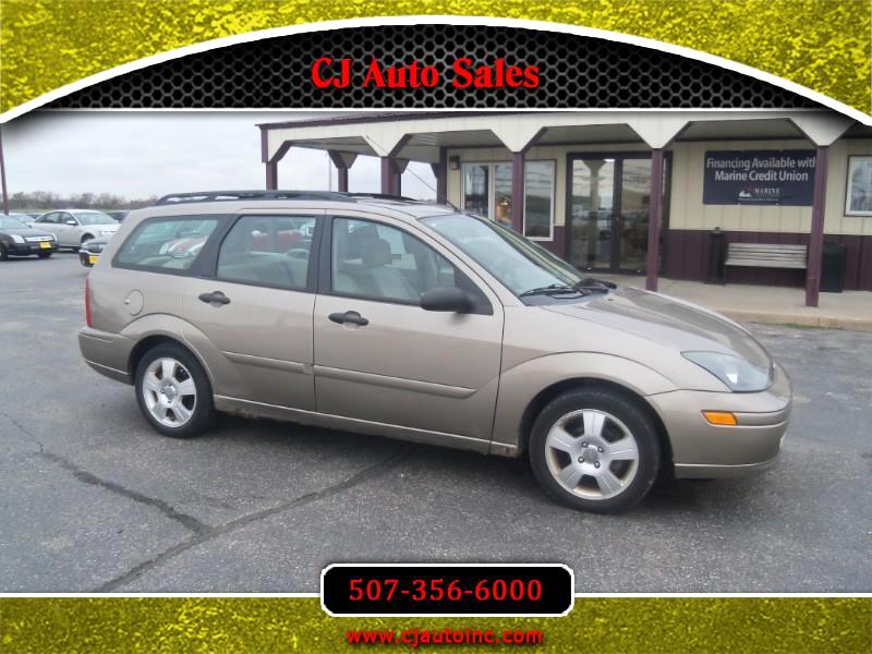 Ford Focus Wagon SE 2003