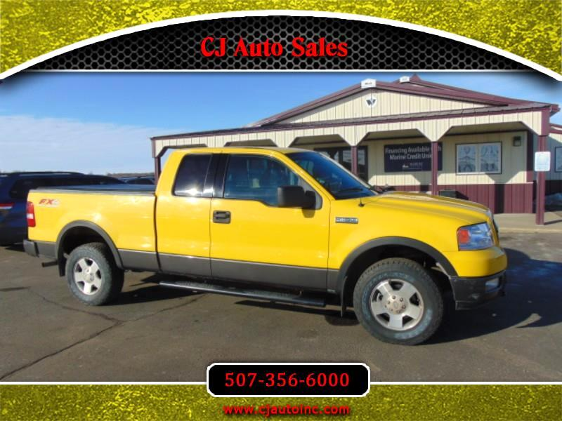 Ford F-150 Lariat SuperCab 4WD 2004
