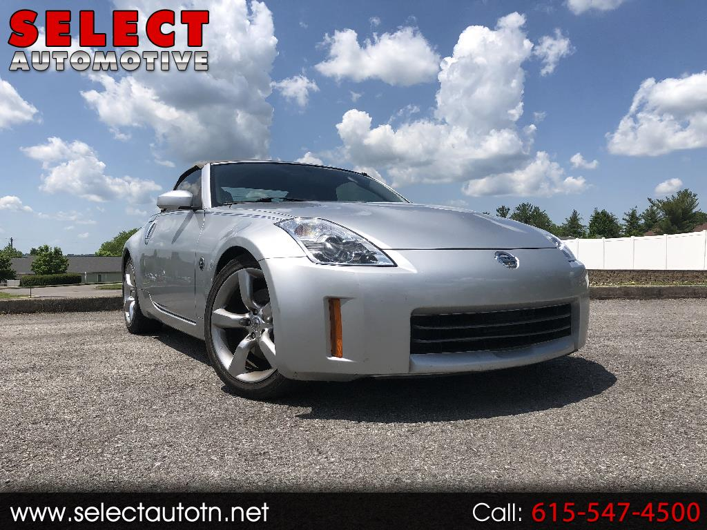 2008 Nissan 350Z Enthusiast Roadster
