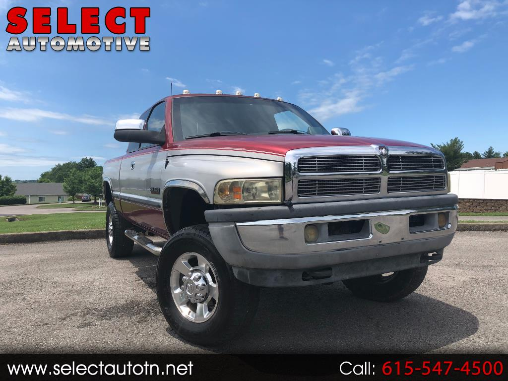 1998 Dodge Ram 2500 Club Cab 6.5-ft. Bed 4WD