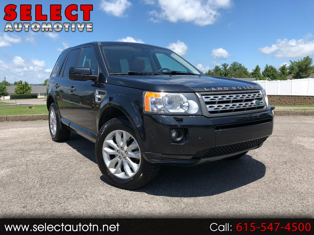 2011 Land Rover LR2 HSE with Tech Package