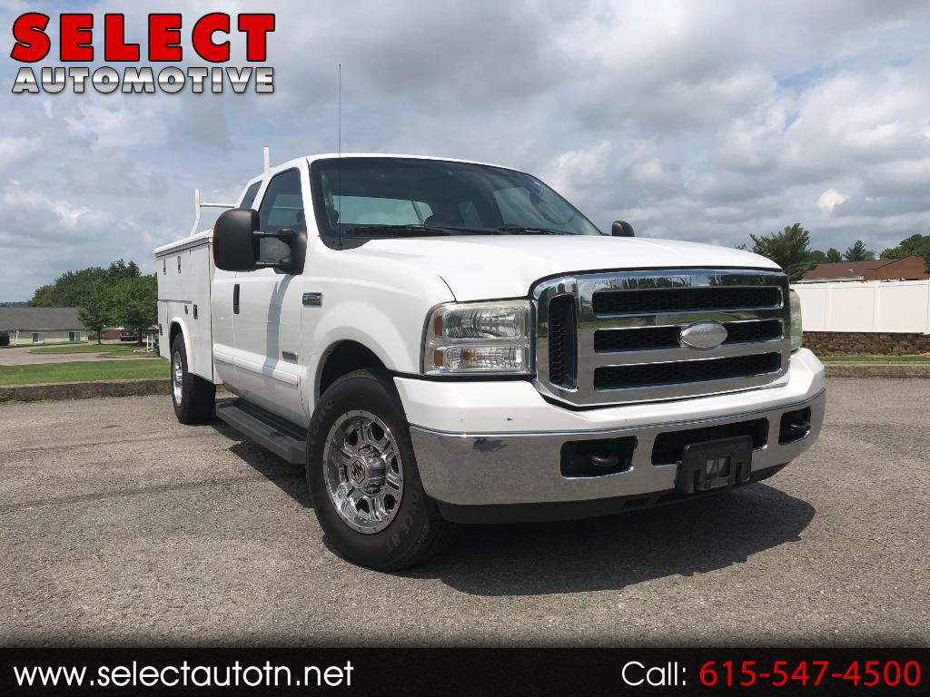 2007 Ford F-250 SD XLT SuperCab LWB 2WD
