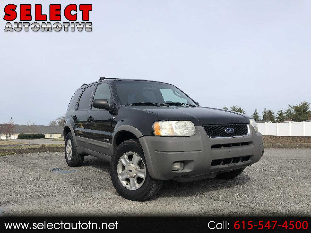 2002 Ford Escape XLT Choice 4WD