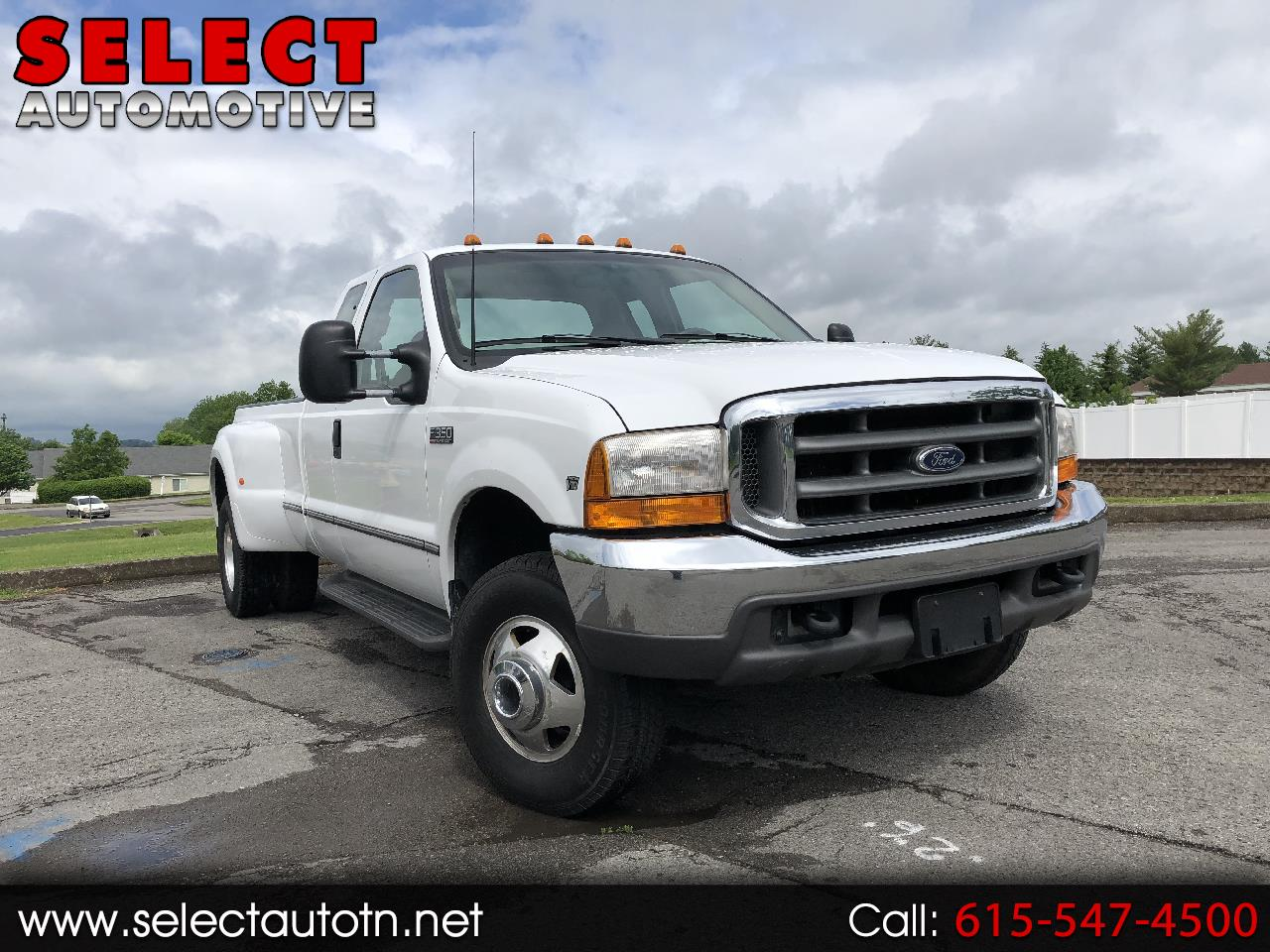 1999 Ford F-350 SD Lariat SuperCab DRW 4WD