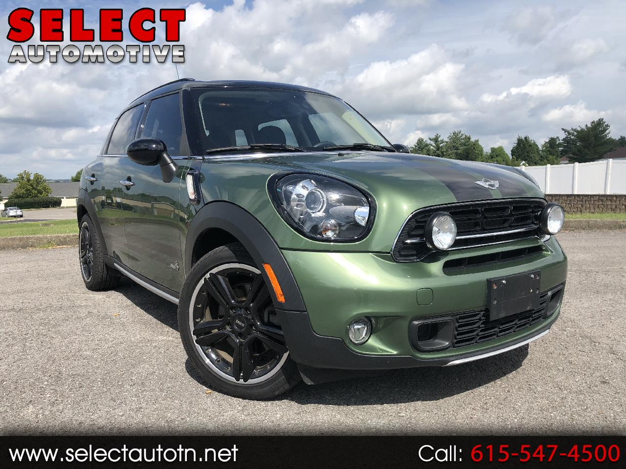 MINI Countryman S ALL4 2016