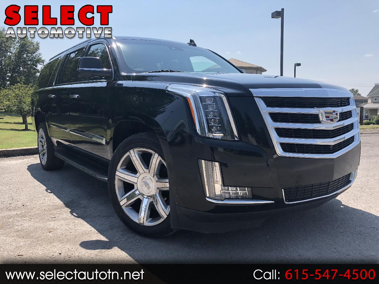 Cadillac Escalade ESV 2WD Luxury 2016