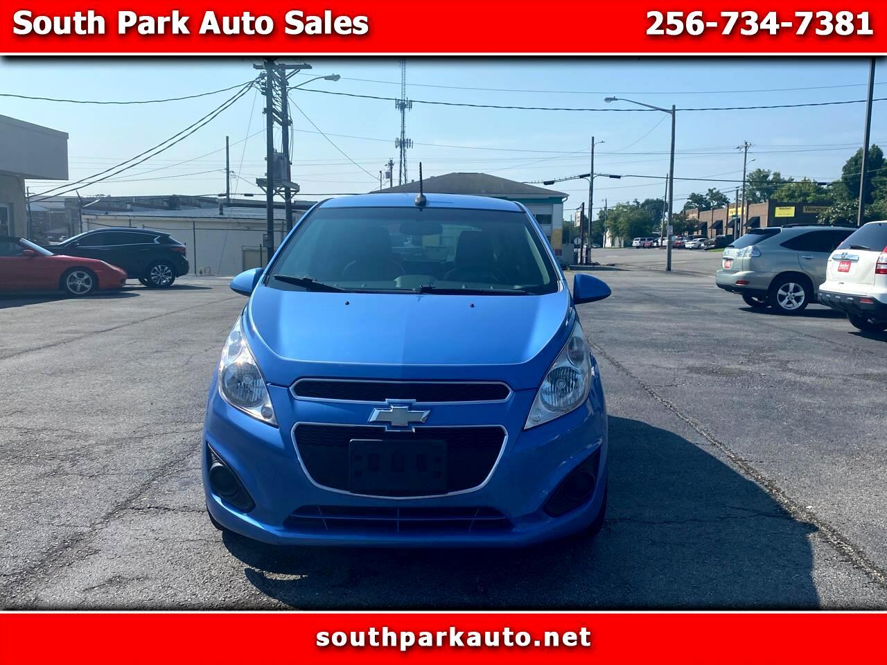Chevrolet Spark 1LT Auto 2014