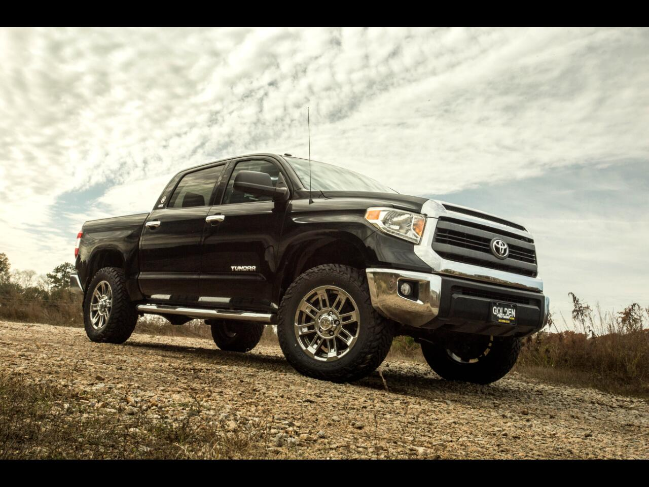 2014 Toyota Tundra 2WD Truck CrewMax SR5 Lifted On Sale!!!